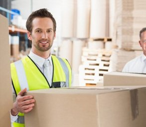 Commercial moving company in Houston, TX
